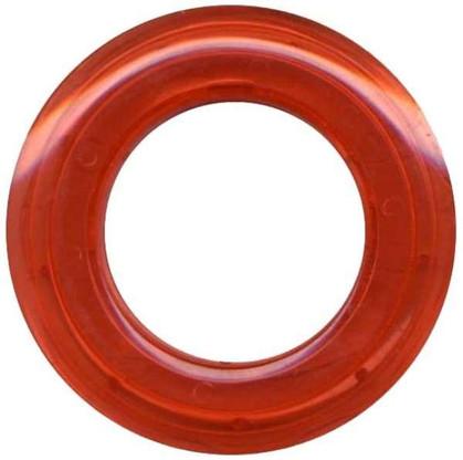 Grommets 25mm Round 8/pkg Clear Terra Cotta