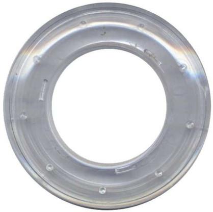 Grommets 25mm Round 8/pkg Clear Transparent