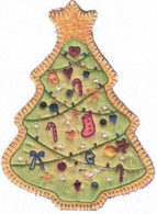Vintage Ornaments Christmas - Tree
