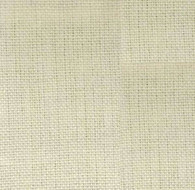 Solid Plain Weave Tea Towel 20in x 28in Cream