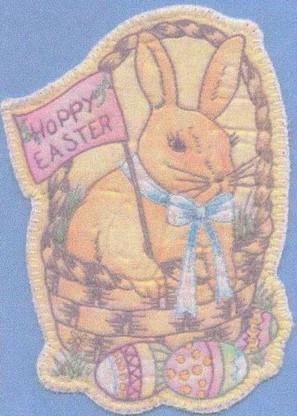Heirloom Ornament - Hoppy Easter Bunny