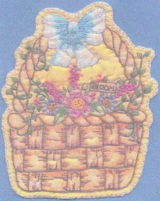 Heirloom Ornament - Spring Basket