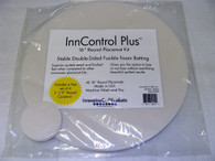 InnControl Plus 16in Round Placemat Kit 4/pkg