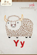 Y Yak Hand Embroidery