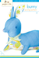 Bunny Plush Sewing Pattern