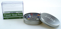 Flower Head Pins 2in 100/pkg