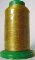 Isacord 1000m Polyester Thread 0442 Tarnished Gold