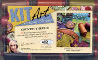 Aurifil Wool 12 wt 12 Spools Marianne Byrne Country Threads Thread Collection