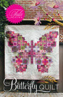 The Butterfly Quilt Pattern by Tula Pink