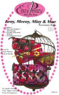 Eeny, Meeny, Miny & Moe Accessory Bags