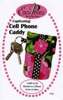 Captivating Cell Phone Caddy
