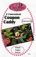 Convenient Coupon Caddy