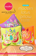 Modern Lotus Pillow