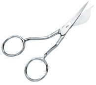 Havels Pointed Duckbill Applique Scissors 6in Double Curve