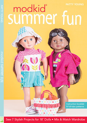 MODKID Summer Fun - Softcover