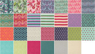 Design Roll 30 Pieces Fox Field by Tula Pink