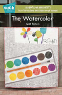 The Watercolor Quilt Pattern