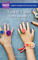 Twist It! TShirt Yarn Jewelry Kit
