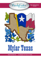 Mylar Embroidery CD Designs Mylar Texas