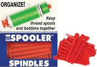 Spooler Spindles 12/pkg