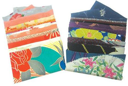 Vintage Kimono Fabrics