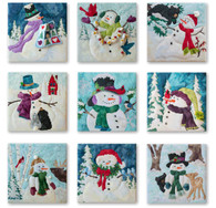 Snow Buds Complete 9 Pattern Set