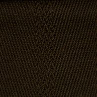 Cotton & Polyester Webbing 2in x 22yd Chocolate