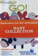 Baby Collection CD-ROM - Accuquilt Companion