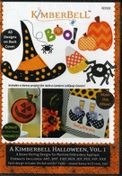 A Kimberbell Halloween Volume 1 Machine Embroidery CD