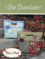 Little Scraps - Sew Downtown