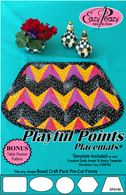 Playful Points Placemats