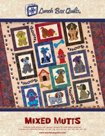 Mixed Mutts Embroidery Redemption Code + CD
