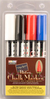 Bistro Chalk Marker Set of 4