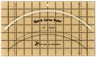 Quick Curve Ruler 7in x 10in