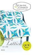 Metro Lattice Pattern