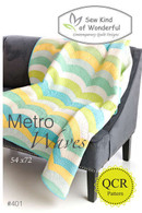 Metro Waves Pattern