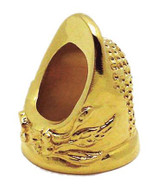 Roxanne Gold Plated Thimble (size 3-10)