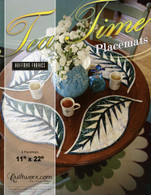Tea Time Placemats Pattern