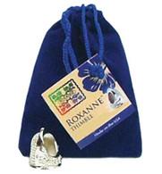 Roxanne Sterling Silver Thimble (size 3-10)
