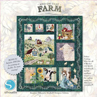 And On That Farm Silhoutte CD with Complete Pattern Set