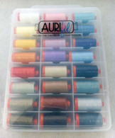 Aurifil 50 wt Thread Kit 48 Large Spools Valigia