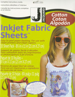 Inkjet Cotton Pack 10ct Package