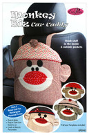 Monkey Biz Car Caddy Pattern