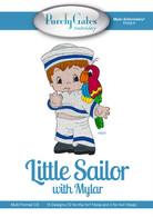 Little Sailor with Mylar CD