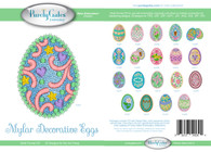 Mylar Decorative Eggs CD