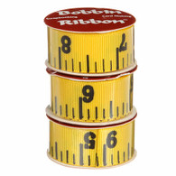 Tape Measure Twill Ribbon 5/8in x 4ft