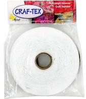 Craf-Tex Heavyweight Nonwoven Sew-In Craft Stabilizer 3/4in x 10yds