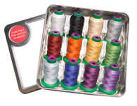 Leah Day Free Motion Isacord Thread Kit