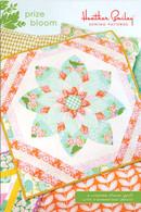 Prize Bloom Quilt Pattern