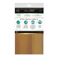 iCraft Deco Foil Transfer Sheets 20/pkg Rose Gold